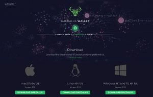 daedelus wallet download